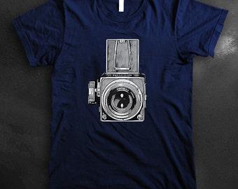 Hasselblad 500 Vintage Camera Shirt