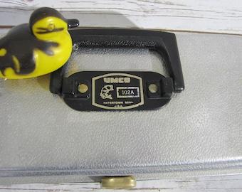 UMCO 102A Aluminium Tackle Box~ Vintage Fishing Tackle Box ~ Mid Century Tackle Box ~ & Tackle box   Etsy Aboutintivar.Com
