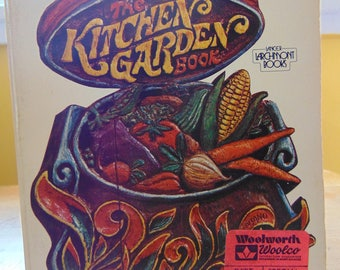 Kitchen Garden 1956 Stringfellow Barr & Stella Standard