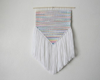 Pastel Mini Wall Hanging