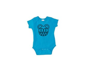 SALE!!  ROCKER Baby Onesie Bodysuit Jumper, baby shower, original gift, new born, Rock fan, music band, british