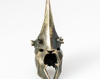how to make witch king helmet