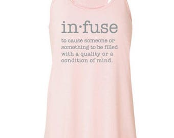 Infuse Definition Tank