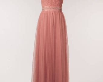 Bridesmaid/ Mother of the Bride/ Evening Gown