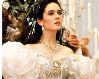 "As the World Falls Down - Sarah from ""Labyrinth"" inspired perfume oil"