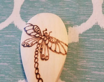 Dragonfly Spoon