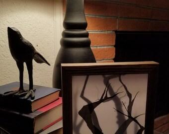 Translucent Tree Shadowbox