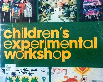 Children's Experimental Workshop, special needs children