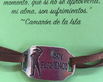 Chico flamenco bracelet
