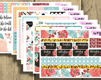 Blooming Flowers EC Kit