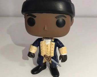 Hercules Mulligan (Revolutionary) - Hamilton Custom Funko