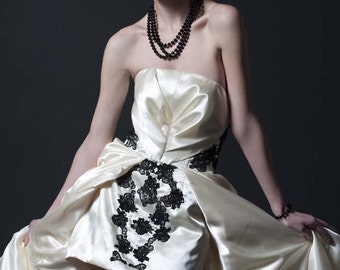 Bridal gown and formal wear-STELLA