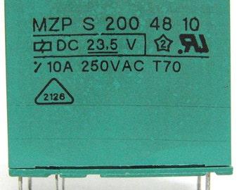 Feme relay 23,5Vdc model MZP S 200 48 10