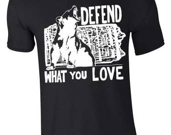 Defend What You Love - BLACK