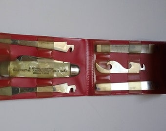 Vintage Imperial Knife set