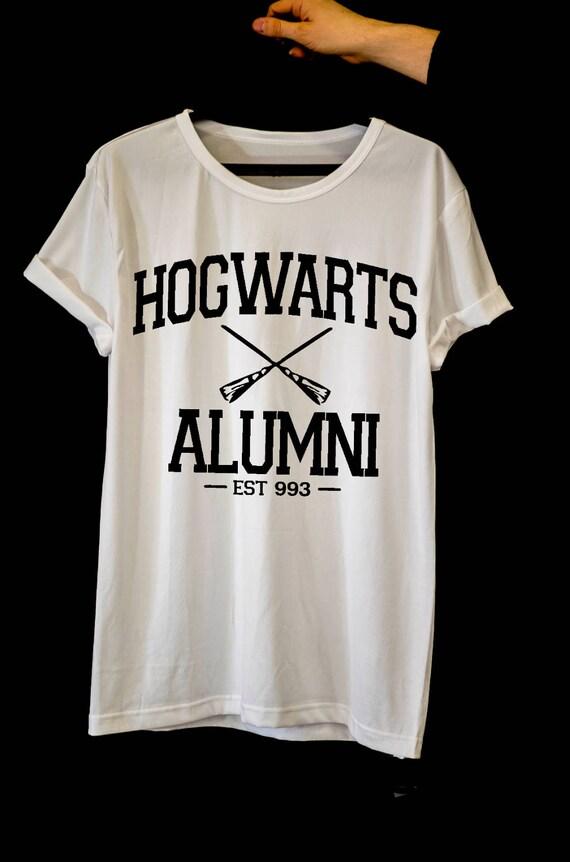 hogwarts alumni tshirt harry potter tshirt tshirts
