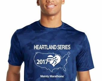 CamoHex T-Shirt [Men's] - Heartland Series