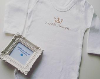 Little Prince baby vest