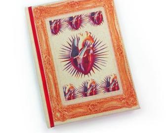 Sketchbook heart