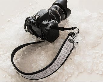 Neoprene camera strap Greenland