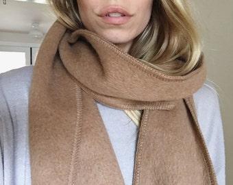 Oh so soft, Boho vintage, alpaca scarf