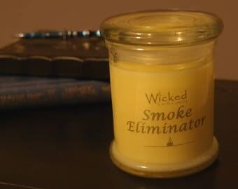 Smoke Eliminator Candle in 12.5 oz. Jar