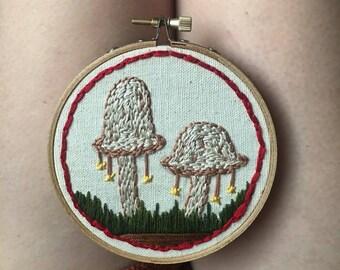 Two Fun Guys Embroidery