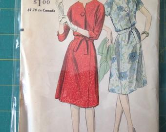 Vintage Vogue 5646 sewing pattern size 18.5