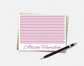 Personalized Dotty Note C...