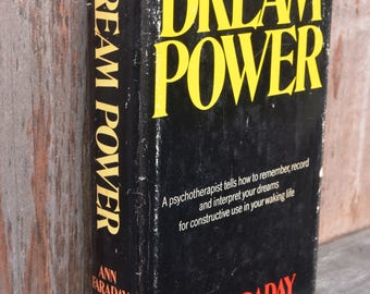 Dream Power by Ann Faraday - 1972 - Good Condition