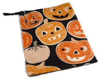 Halloween Party Favor, Halloween Favor Bag, Pumpkin Bag, Halloween Treat Bag, Halloween Bag