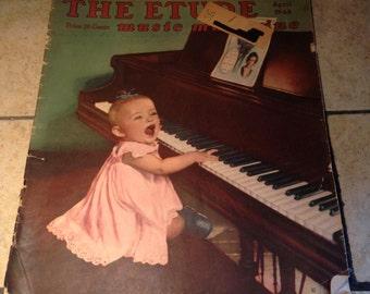 April 1945 The Etude Music Magazine