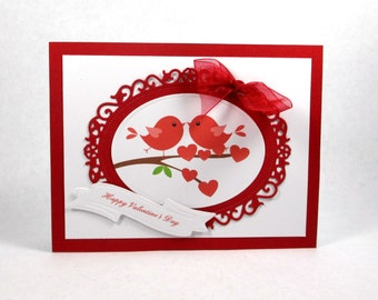 Valentines cards, valentines day cards, lovebirds, husband, boyfriend, wife, girlfriend, I  love you cards