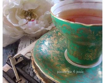 pixxxie pie's coconut chai tea - organic fair trade tea - exotic tea - artisan made and orgasmically delicious