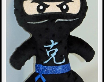 Cancer Awareness Ninja Fighter