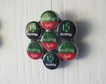 Kraftig Beer Ornament - Recycled Bottle Caps