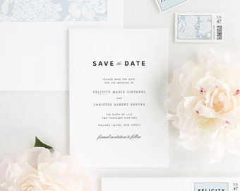 Urban Romance Save the Date - Deposit