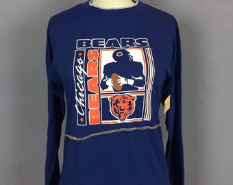 Chicago Bears Long Sleeve Tee