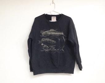 Vintage 1990s Bass Sweatshirt