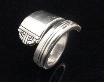 Victorian Spoon Ring, Royal York aka Oakleigh 1937