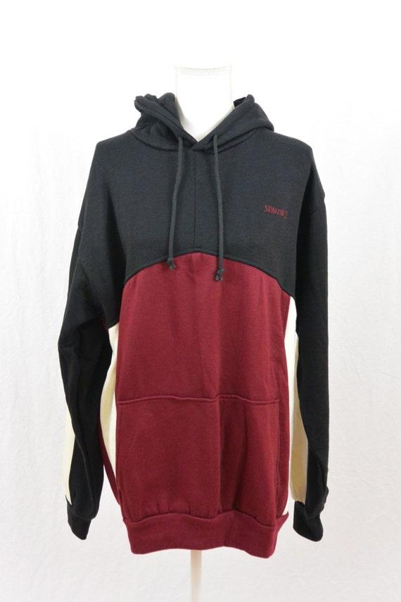 vintage spalding hoodie 90 s clothing hip hop unisex