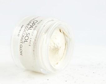 Opal Sol Shimmer | Coconut Body Shimmer | Natural and vegan
