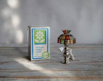 Tiffany Dollhouse Lamp