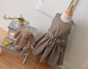 Tunic dress for toddler