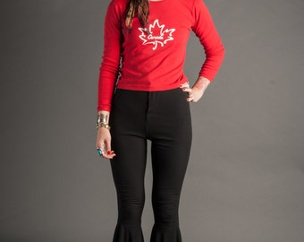 Canada L/S Knit Top