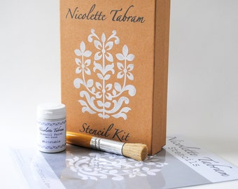 Jaipur Stencil Kit