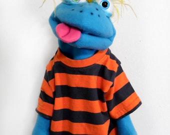 Murp Hand Puppet or Ventriloquist Figure