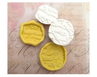silicone mold , letter mold  - script mold ,  craft mold - food mold - push mold - soap mold - - # 62