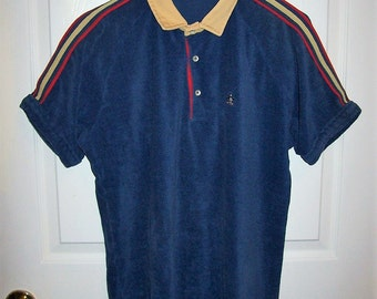 Vintage Men S Gray Zip Front Windbreaker Jacket By By
