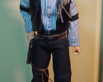 Custom Cowboy Hollywood Black Bart (Made to Order)